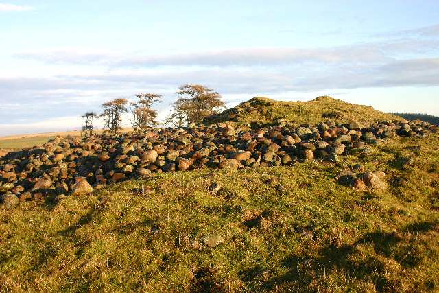 Cairn of Shiels - Hill of Garvock