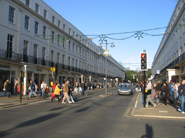 The Upper Parade, Royal Leamington Spa