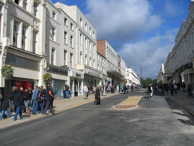 The Parade, Royal Leamington Spa