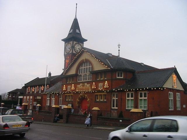 Victoria Hall, Kidsgrove, Staffordshire