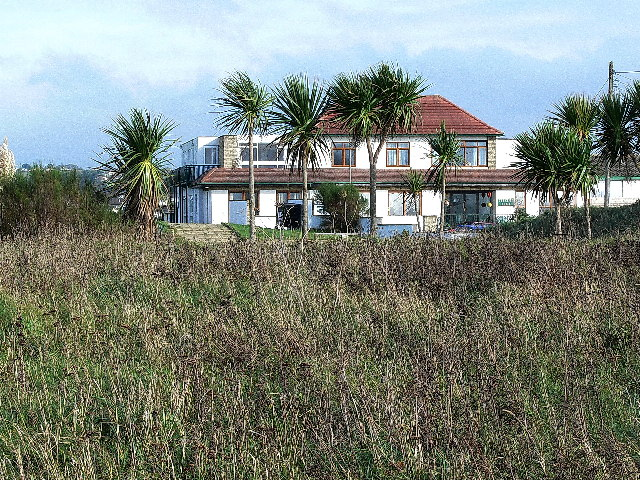 Bude - Cliff Hotel