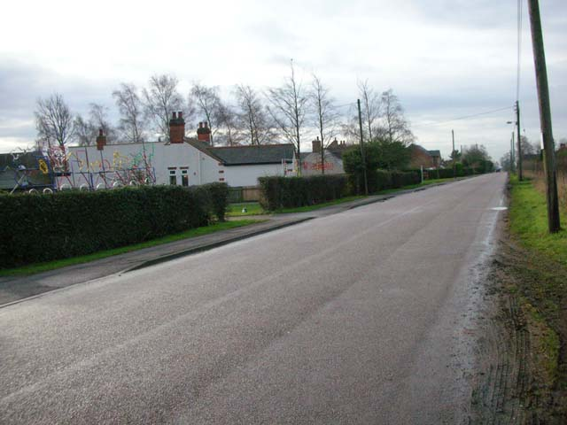 Avenue Road, Rushden