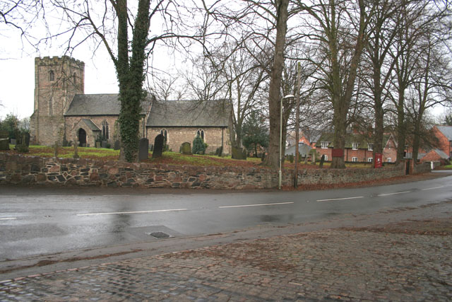 All Saints Church, Thurcaston near Leicester