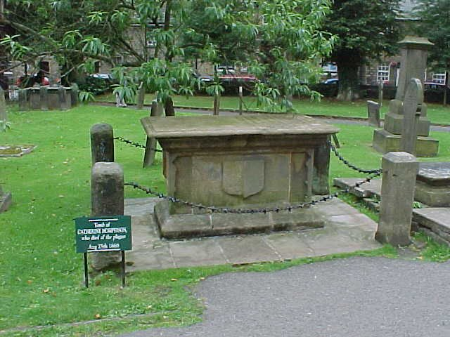 Catherine Mompesson's Grave