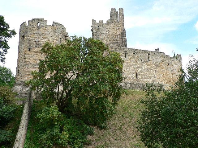 Prudhoe Castle, Prudhoe, Northumberland
