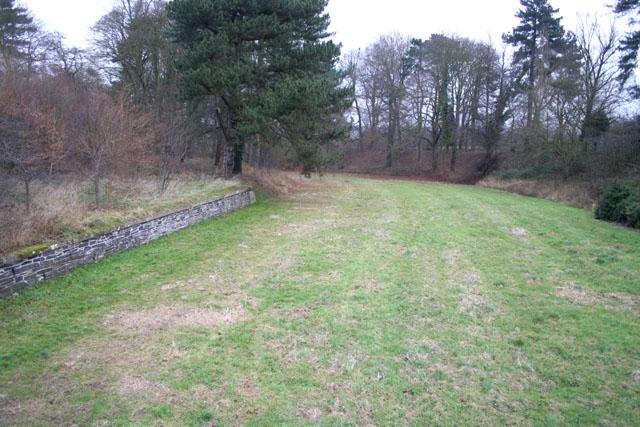 Reservoir Spillway, Cropston