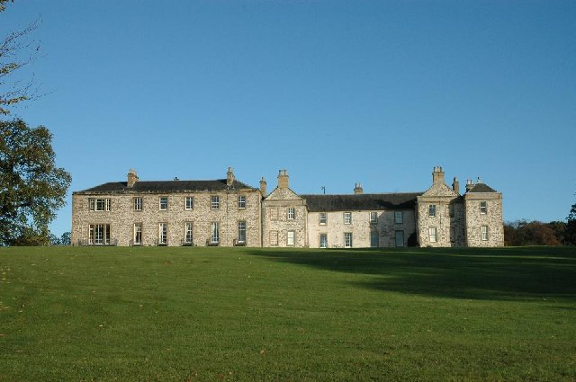 Hirsel House, Coldstream