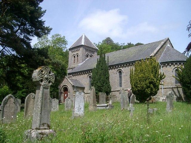 Holy Trinity Church, Horsley