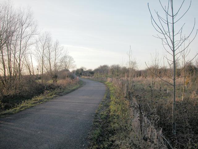 Warwickshire Centenary Way
