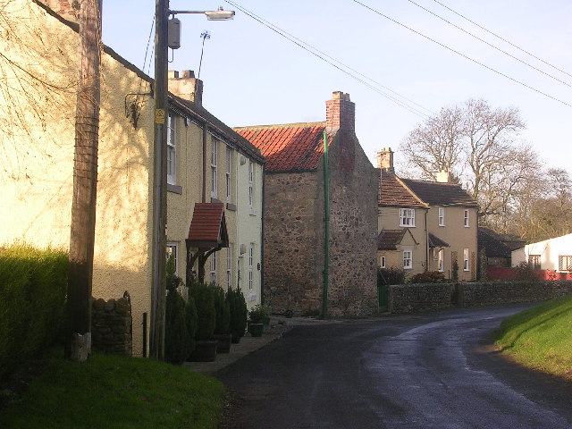 Bowling Green Lane, Manfield, North Yorkshire
