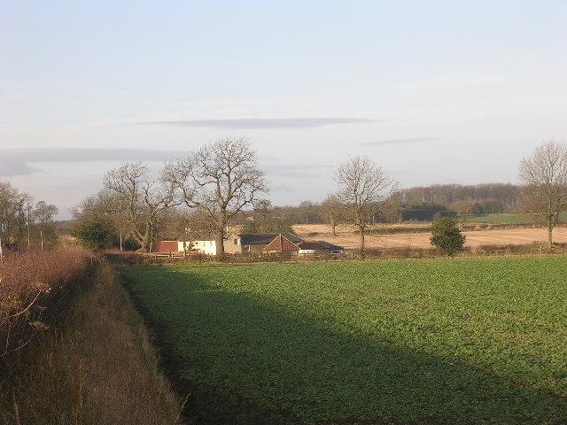 Greystones Farm, near Aldbrough St John, near Richmond, North Yorkshire