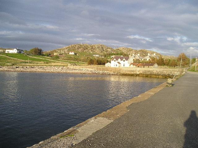 Kinlochbervie Old Harbour
