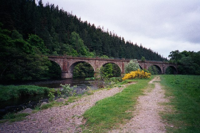 Neidpath Viaduct