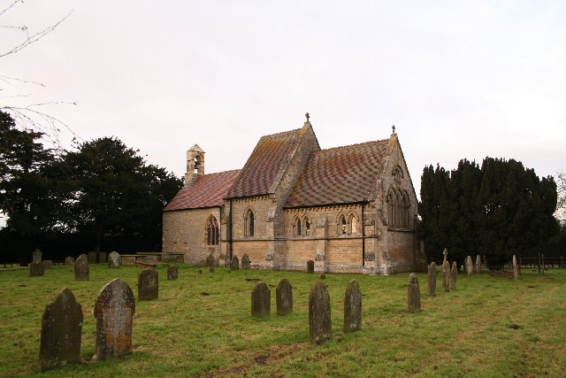 St.Edward's church, Barlings, Lincs.