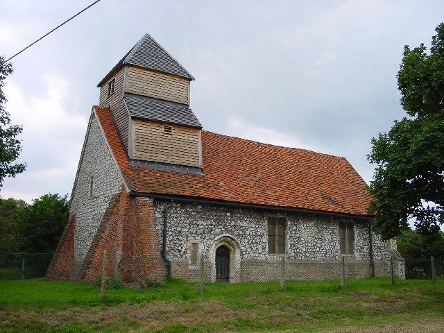 St Mary Magdalene, Boveney