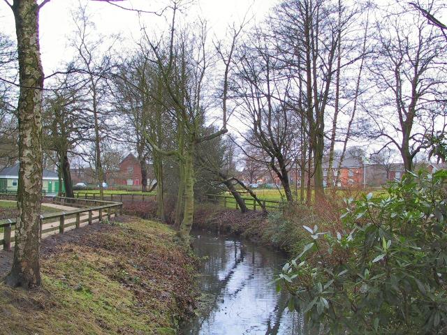 Close Park Brook
