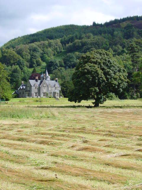 Glenfeochan House