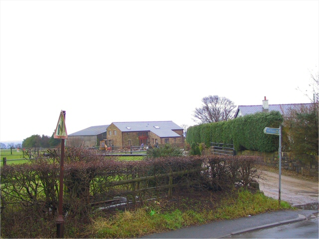 Footpath from Ainsworth