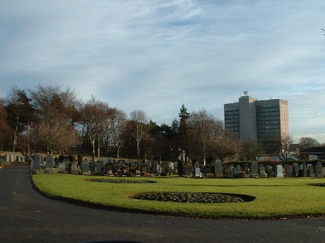 Kirkcaldy : Hayfield Cemetery