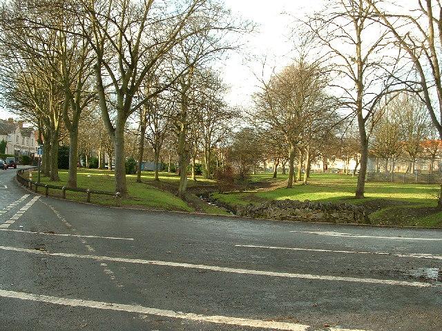 Kirkcaldy : Wilson Avenue Park
