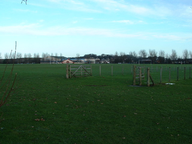 Kirkcaldy : Randolph Playing Fields