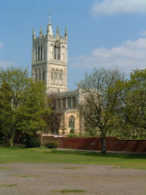 Parish Church of St. Mary, Melton Mowbray