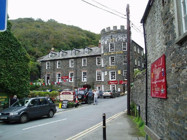 The 'Wellie' Wellington Hotel