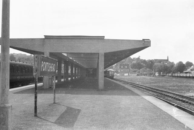 Portishead Station