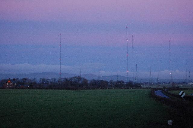Stanley Farm & Inskip radio masts