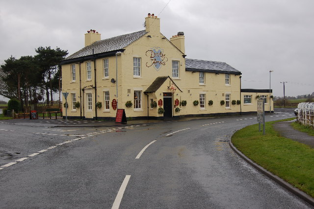 The Derby Arms Inskip