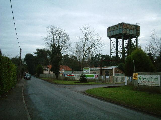 Norwood Lane, Iver Heath