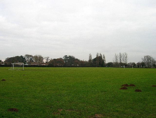 Playing fields, Birdham