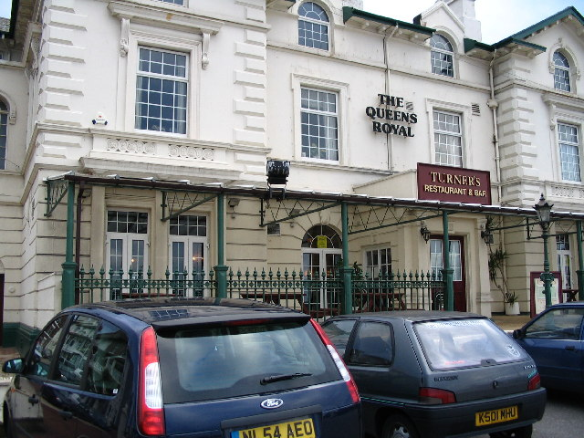 The Queens Royal Hotel, New Brighton