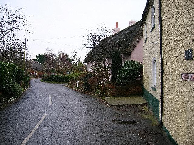 Church Lane, Sidlesham