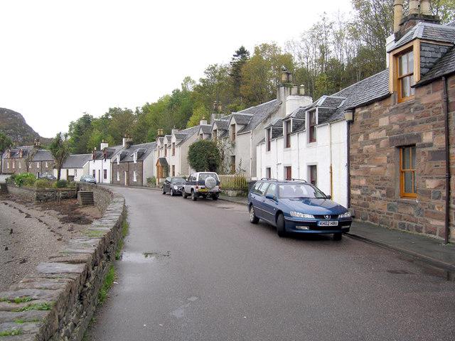 Main Road, Plockton