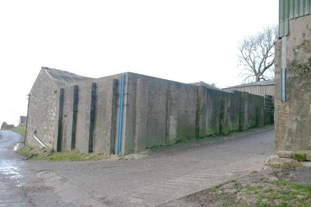 Farm Buildings, Newlands Farm