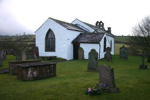 St James Church Uldale