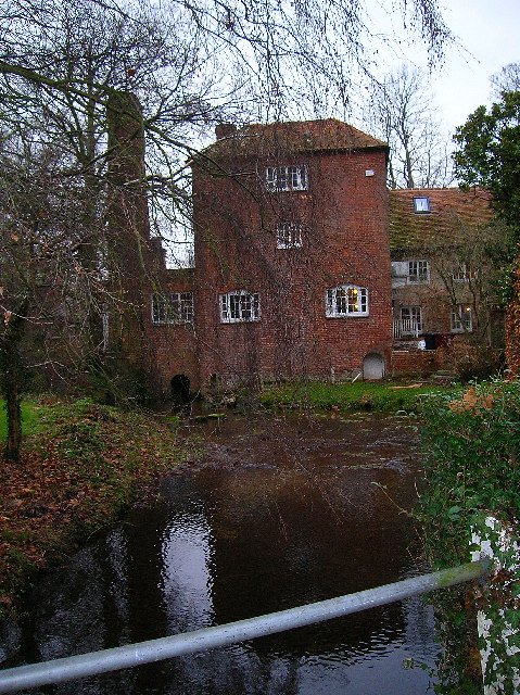 Old mill, Runcton