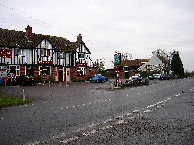The Royal Oak, Lagness