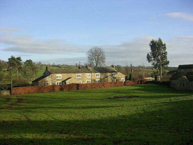 Hartforth Village, near Richmond, North Yorkshire