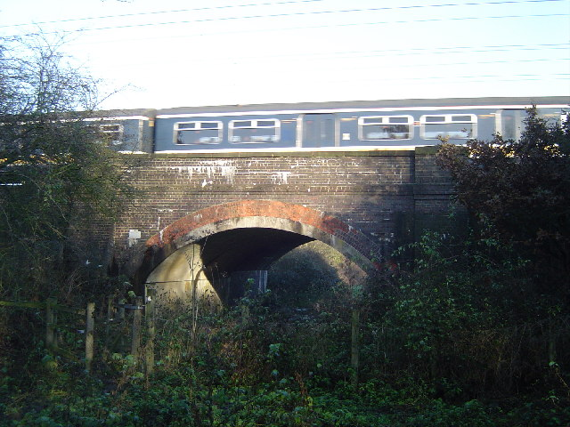 Railway bridge near Radlett
