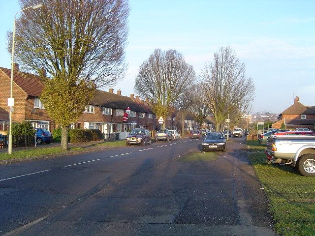 Borehamwood: Aycliffe Road