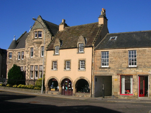 High Street, Elgin