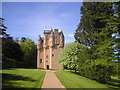 NJ5609 : Craigievar Castle by Richard Slessor