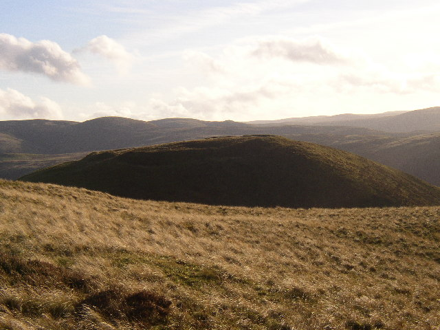 Blackbrough Hill Fort