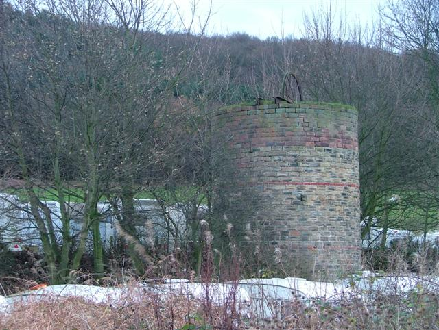 Disused Furnace Ventilation Shaft, Margrove Park Caravan Site