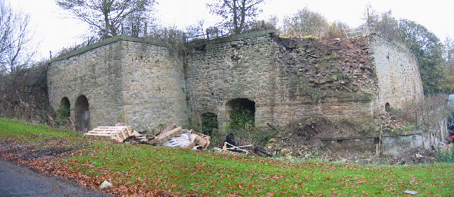 Fourstones Lime Kilns