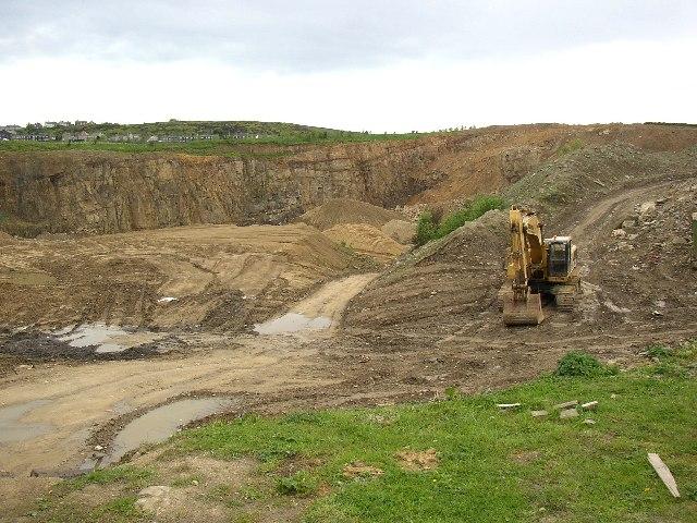 Buck Park Quarry, Denholme