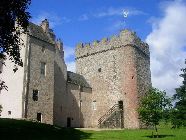 Drum Castle Tower