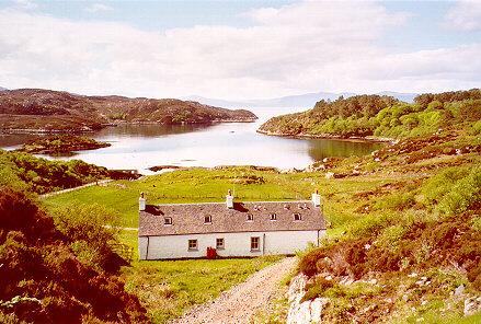 Rona Lodge, Isle of South Rona